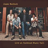 Live at the Rockwood Music Hall by James Maddock