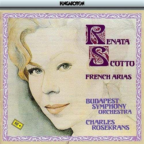 Scotto, Renata: The French Album, Vol. 1 by Renata Scotto