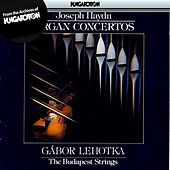Haydn: 5 Keyboard Concertos in C Major by Gabor Lehotka
