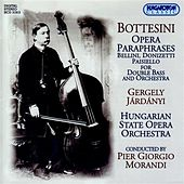 Bottesini: Works for Double Bass, Vol. 2 - Opera Paraphrases by Gergely Jardanyi