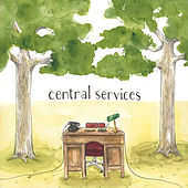 (self-titled LP) by Central Services