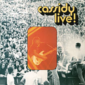 Cassidy Live! by David Cassidy