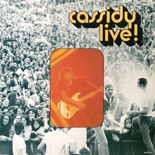 Cassidy Live! von David Cassidy