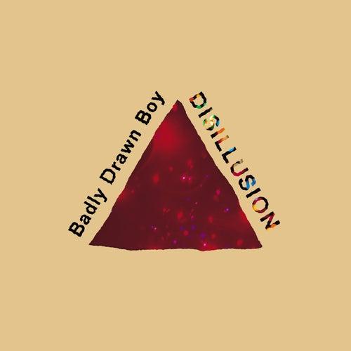 Disillusion [CD #1] by Badly Drawn Boy