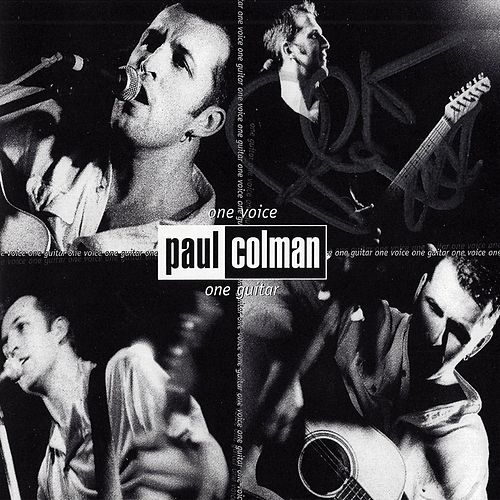 One Voice, One Guitar by Paul Colman