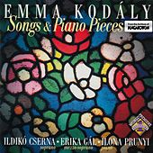 Kodaly, E.: Songs and Piano Pieces by Various Artists