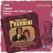 Lehár: Paganini (Cologne Collection) by Various Artists