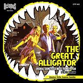 The Great Alligator (Adventure, Thriller, Suspense, Seventies) by Stelvio Cipriani