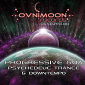Ovnimoon Records Progressive Goa And Psychedelic Trance EP's 75-84 by Various Artists
