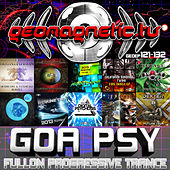 Geomagnetic Records Goa Psy Fullon Progressive Trance EP's 121 - 132 by Various Artists