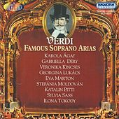 Verdi: Soprano Opera Arias by Various Artists