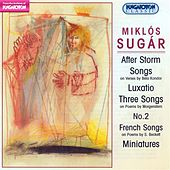 Sugar, M.: After Storm / Songs / 3 Songs / No. 2 / French Songs / Miniatures / Luxatio by Various Artists