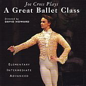 David Howard Presents a Great Ballet Class With Pianist Joe Cross by David Howard