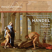 Handel: Teseo (Highlights) by Various Artists