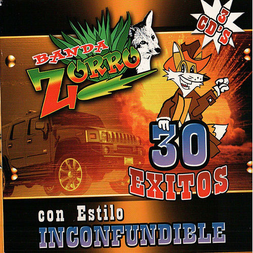 30 Exitos by Banda Zorro