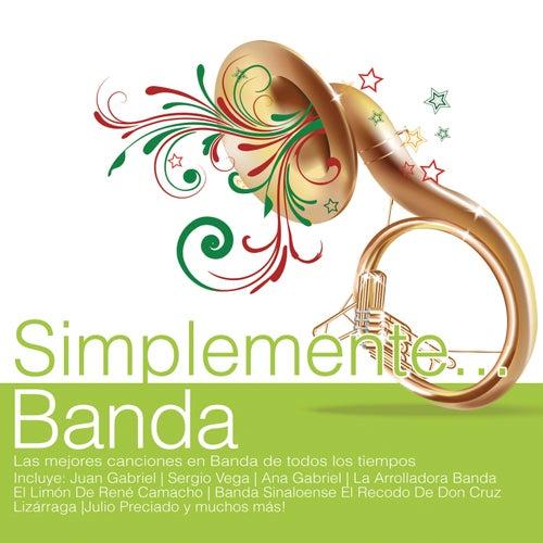 Simplemente Banda by Various Artists