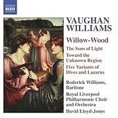 Vaughan Williams: Willow-Wood / the Sons of Light / Toward the Unknown Region by Various Artists
