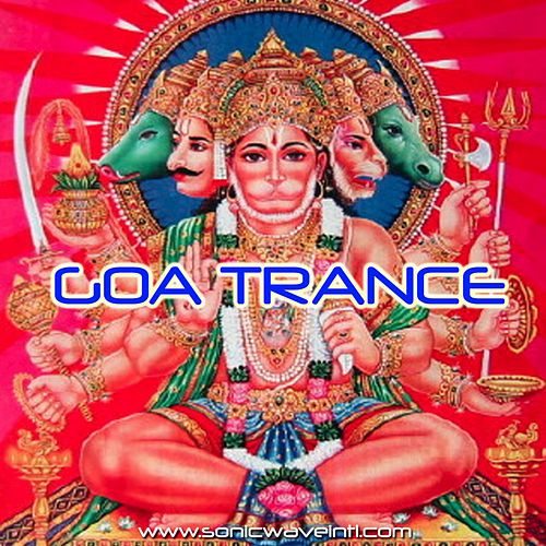 Goa Trance Volume 1 by Goa Trance