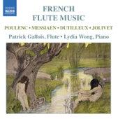 Poulenc: Flute Sonata / Messiaen: Le Merle Noir / Boulez: Sonatine by Patrick Gallois