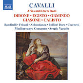 Cavalli: Arias and Duets From Didone, Egisto, Ormindo, Giasone and Calisto by Gloria Banditelli