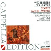 Stamitz, C.: Orchestral Quartet in G Major / Stamitz, J.: Clarinet Concerto in B-Flat Major / Vanhal, J.B.: Sinfonia in F Major by Various Artists