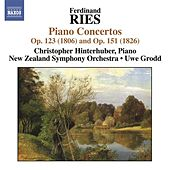 Ries: Piano Concertos, Vol. 1 by Christopher Hinterhuber