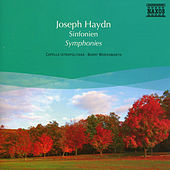 Haydn: Symphonies Nos. 44, 45 and 104 by Capella Istropolitana