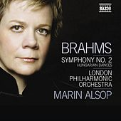 Brahms: Symphony No. 2 / Hungarian Dances by London Philharmonic Orchestra