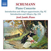 Schumann, R.: Piano Concerto in A Minor / Introduction and Allegro Appassionato by Jeno Jando