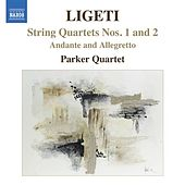 Ligeti, G.: String Quartets by Parker Quartet