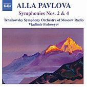 Pavlova: Symphonies Nos. 2 and 4 by Various Artists