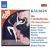 Kalman: Csardasfurstin (Die) (The Gypsy Princess) by Various Artists