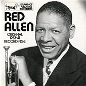 Allen, Henry Red: Original 1933-1941 Recordings by Henry Red Allen