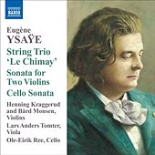 Ysaye, E.: String Trio,