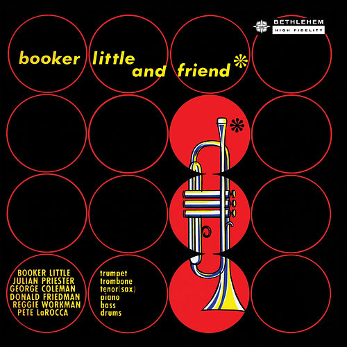 Booker Little And Friend by Booker Little
