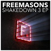 Shakedown 3 EP von The Freemasons