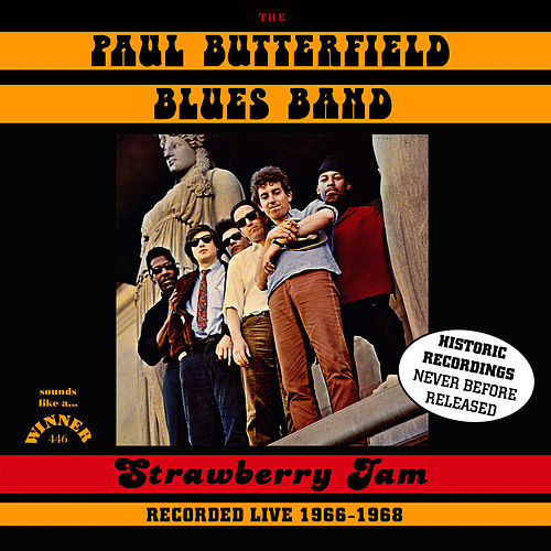 Strawberry Jam by Paul Butterfield