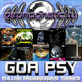 Geomagnetic Records Goa Psy Fullon Progressive Trance EP's 133 - 142 by Various Artists