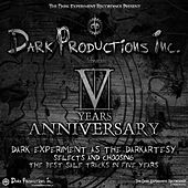 DPINC. Five Years Anniversary by Various Artists