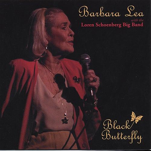 Black Butterfly by Barbara Lea