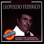 Serie De Oro: Leopoldo Federico by Leopoldo Federico