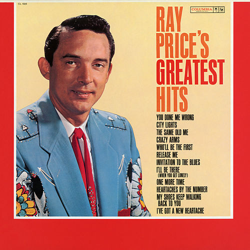 Greatest Hits by Ray Price