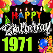 Happy Birthday 1971 by Various Artists