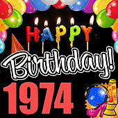 Happy Birthday 1974 von Various Artists