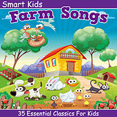 35 Essential Classics for Kids: Farm Songs by Tinsel Town Kids