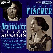 Beethoven: Complete Piano Sonatas, Vol. 4: Nos. 18 and 29 by Annie Fischer