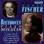Beethoven: Complete Piano Sonatas, Vol. 9: Nos. 11, 19, 22, 25, and 26 by Annie Fischer