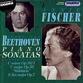 Beethoven: Complete Piano Sonatas, Vol. 8: Nos. 4, 5, and 21 by Annie Fischer