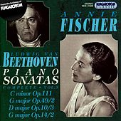Beethoven: Complete Piano Sonatas, Vol. 3: Nos. 7, 10, 20 and 32 by Annie Fischer
