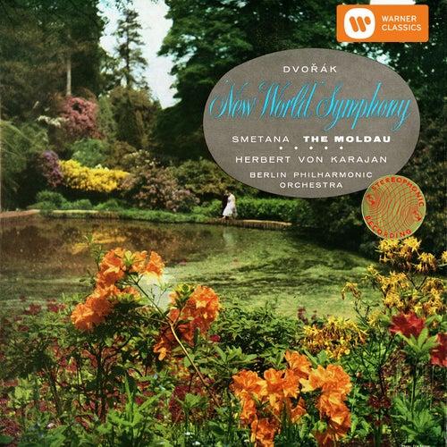 Dvorák: Symphony No. 9 - Smetana: Die Moldau by Herbert Von Karajan